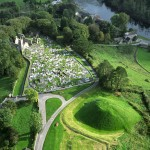 Aerial Photo of St Mullins