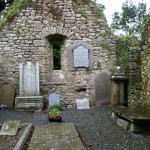 St Moling Burial Place