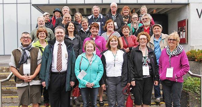 Ireland-Newfoundland Connections 2014